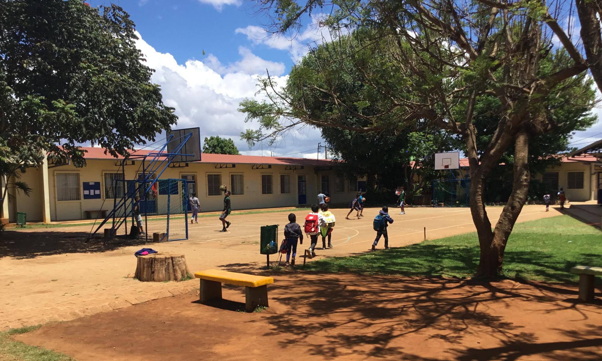 Collège français Jules Verne Antsirabe